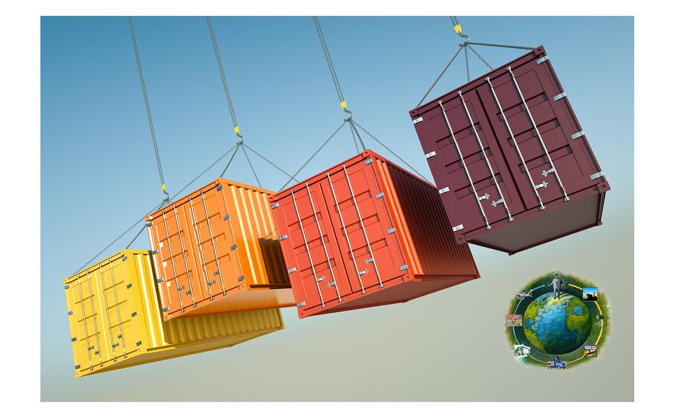 Las exportaciones en España, son una tendencia al alza
