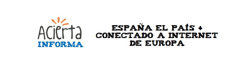 ¿Cómo utilizamos internet los Españoles?