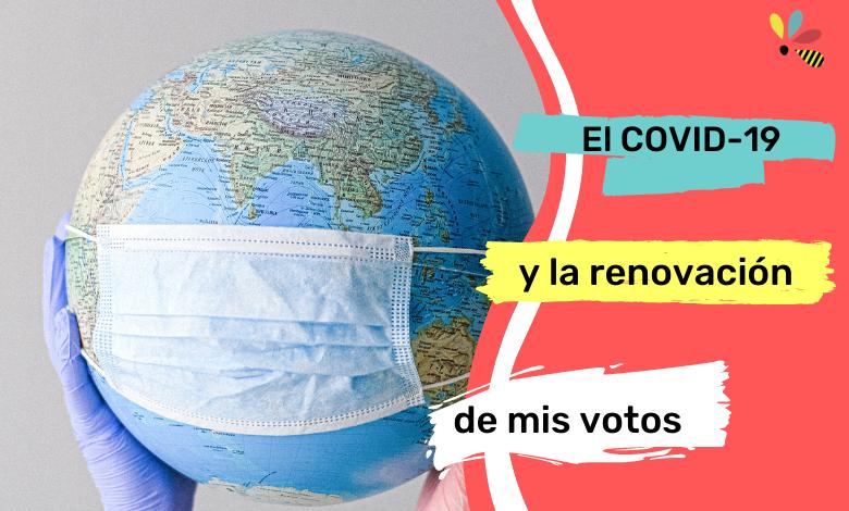 El COVID-19 y la renovación de mis votos