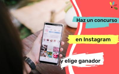 Haz un concurso en Instagram y elige ganador