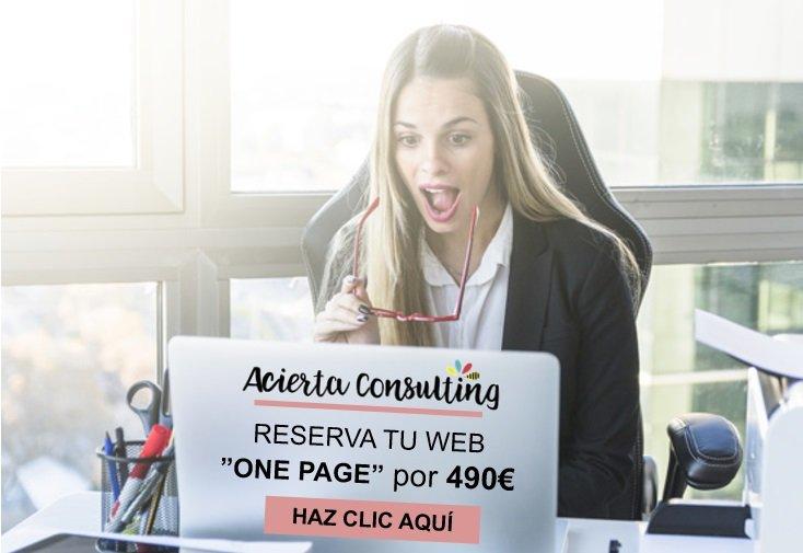 Web ONE PAGE_Sandra Cordone Acierta Consulting