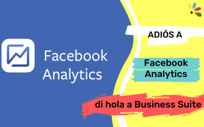 Adiós a Facebook Analytics