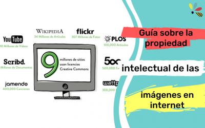 Guía sobre la propiedad intelectual de las imágenes en Internet